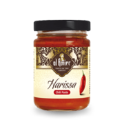 Harissa, scharfe Chili-Paste